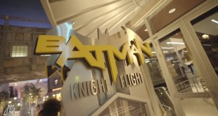 Batman Knight Flight Warner Bros World Abu Dhabi