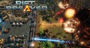Begin Operation: The Riftbreaker Alpha Test news