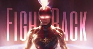 Carol Danvers || Captain Marvel {Fight Back}
