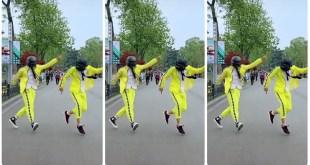 """Chàng Trai, Cô Gái Cosplay PUBG và Những Video Nhảy """"Triệu View"""" Trên TikTok"""