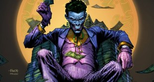 Check out the Cool Comic Covers for the Joker 80th Anniversary