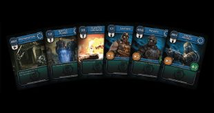 Gears Of War Turned Into A Magic-Style Card Game