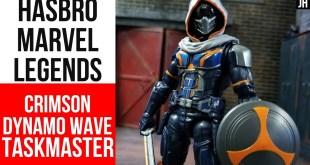Hasbro 2020 Marvel Legends Black Widow Crimson Dynamo Wave Taskmaster Figure! LOTS OF POSING! NOICE!