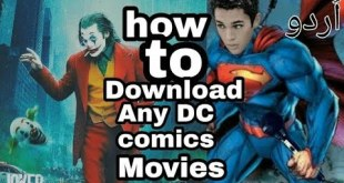 How to download any DC comics movies, (English, Urdu Hindi,) dubbed movies