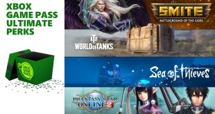 Introducing Xbox Game Pass Ultimate Perks Plus New Titles for Console and PC