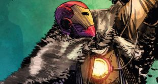 Iron Man's New Armor Is a Blast From the (Prehistoric) Past