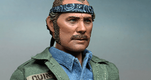 "Jaws – 8"" Clothed Action Figure – Sam Quint – NECAOnline.com"