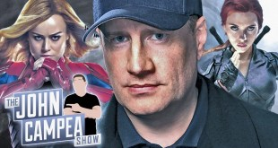 Kevin Feige Threatened To Quit Marvel Unless Allowed Female Lead Films - The John Campea Show