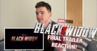 Marvel Studios Black Widow Final Trailer REACTION!