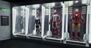 Marvel Studios Ten Years Of Heroes Exhibition Pavilion Kl
