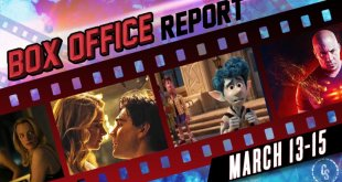 Onward and Downward as Weekend Box Office Slows to a Crawl
