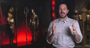 See the New Aquaman Exhibit | DC Universe: The Exhibit | Warner Bros. Studio Tour