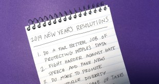 Seven New Year's resolutions for Big Tech in 2019