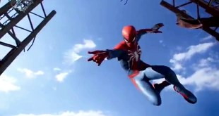Sony PS4 Spider-man Game - In The End - GAULLIN -  Op Opa - Epic Heroes REMIX