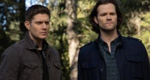 Supernatural Showrunner Posts Tease of Finale's Last Scene