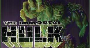 THE IMMORTAL HULK - Destruction in Our Left Hand, Salvation in Our Right