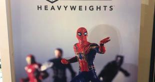 Toy Fair 2020 Highlight: Marvel Heavyweights by Hero Collector | | DisKingdom.com | Disney | Marvel | Star Wars