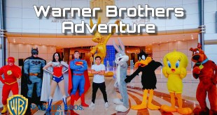 Warner Bros. World Abu Dhabi| FULL REVIEW| Better You Know Before You Visit|
