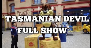 Warner bros Abudhabi (TAZMANIAN DEVIL  SHOW) full HD