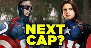 Who's the NEXT CAPTAIN AMERICA? Falcon vs Winter Soldier Theory | BQ