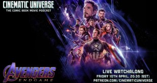 AVENGERS: ENDGAME: Live Watchalong with Cinematic Universe