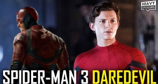 BREAKING Spider-Man 3 News: Daredevil Is Peter's Lawyer According To Kevin Smith + Villain Lineup