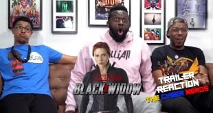 Black Widow Final Trailer Reaction