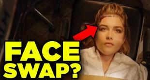 Black Widow Trailer Breakdown! Natasha FACE SWAP with Yelena?