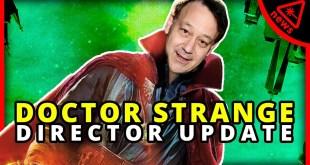 DOCTOR STRANGE 2: Sam Raimi Director Update (Nerdist News w/ Dan Casey)