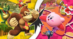 Donkey Kong And Kirby Duke It Out In This Week's Smash Bros. Ultimate Tournament