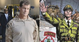 Dylan Walsh Will Play Sam Lane In Superman and Lois TV Series