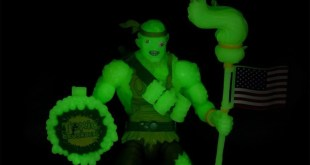 EE Exclusive Toxic Crusaders Deluxe Glow in the Dark Toxie Promo Images and Pre-Order |