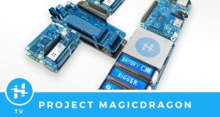 Hackster Announces Project MagicDragon