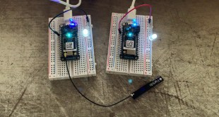 Hackster.io - Particle Mesh - Xenon - Blink LED