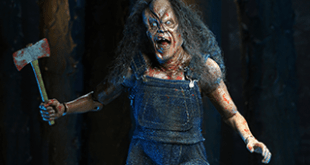 "Hatchet – 8"" Clothed Action Figure – Victor Crowley – NECAOnline.com"