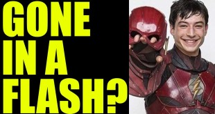 Is Ezra Miller Really FINISHED as The Flash?