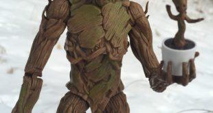 Marvel Legends Groot Evolution Exclusive Figures Set Reissue Pre-Order!