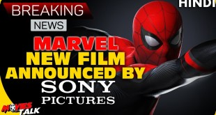 Marvel Spider-Man New Film Announcement By Sony Pictures Breakdown [Explained In Hindi]