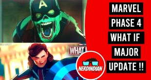 Marvel's Phase 4 What If Major Update 2020