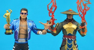 McFarlane Toys Mortal Kombat 11 Johnny Cage & Raiden Figures Review