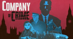 Organised crime gets crazy in 1960s London - Company of Crime announced news