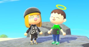 Team Xbox Shares Custom Shirt And Jumper Designs For Animal Crossing: New Horizons