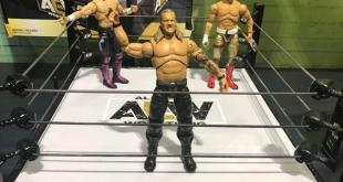 Toy Fair 2020 Highlight: Halo, Pokemon, & AEW Wrestling at Jazwares
