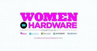 Women in Hardware - Episode Three - Tia Cassett, Qualcomm @hacksterio @Qualcomm #WomenInHardware