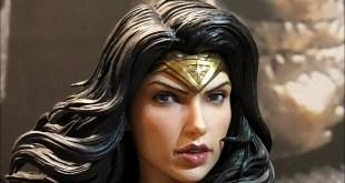 2019 Winter Wonderfest Prime 1 Exhibition Injustice 2 Wonder Woman