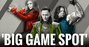 'Big Game Spot' | Marvel Studios | Teaser | Marvel Cinematic Universe | Disney+ - The Spunk