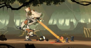 BE-A Walker is a thematically tricky, blood-soaked action game out now for iOS and Android