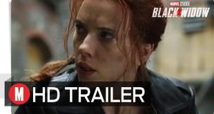 BLACK WIDOW – Offizieller Trailer (deutsch/german) | Marvel HD