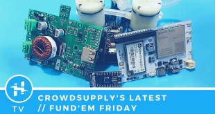 Crowd Supply Mystery Unboxing // Fund'em Friday
