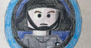 Day 96: Death Star Trooper.                               ...